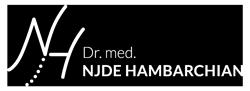 Dr. med. Njde Hambarchian Logo