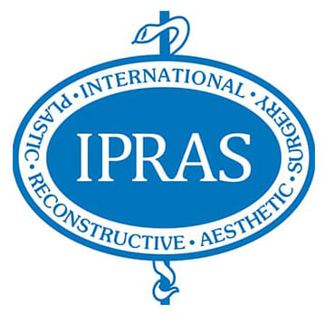Logo IPRAS – International Confederation for Plastic Reconstructive and Aesthetic Surgery